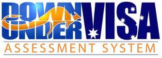 Down Under Visa Assessment System
